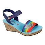Kids Girls' Skechers Tikis Toe-Tally Sweet Casual Shoes
