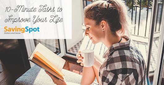 60 Things to Improve Your Life Now - CashNetUSA Blog