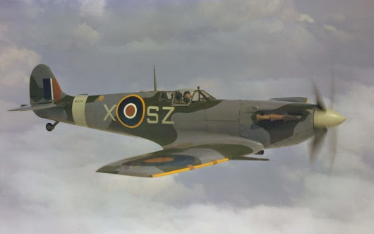 Britons, the RAF needs you: have your say in the vote for 'The People's Spitfire Pilot'
