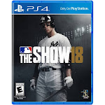 MLB The Show 18 [PS4 Game]