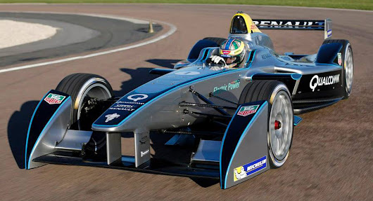 Here's Your Chance To Buy Your Very Own Formula E Racer (Or 40) | Carscoops