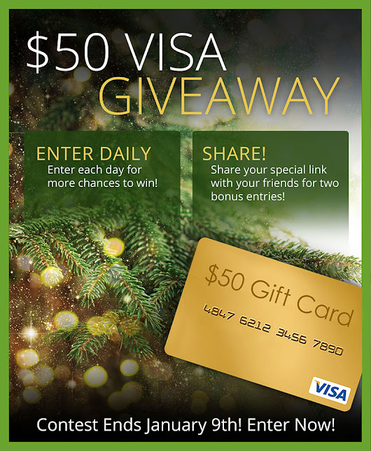 Win a $50 Visa Gift Card from Duval Landscape Maintenance!