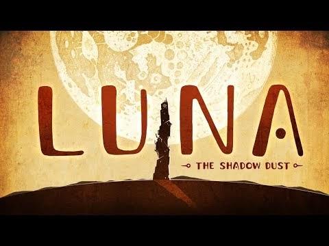"""幻想的な手書きアニメーションのゲーム!""""LUNA The Shadow Dust""""が素晴らしい"""