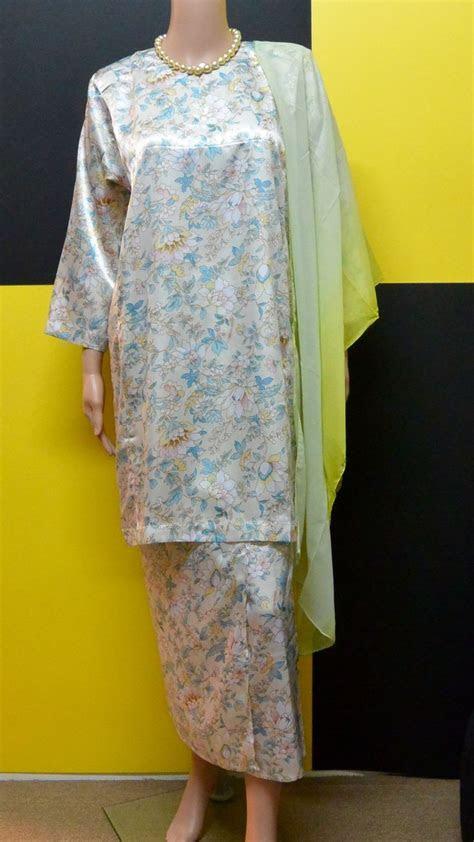baju kurung pucci batik terkini  images