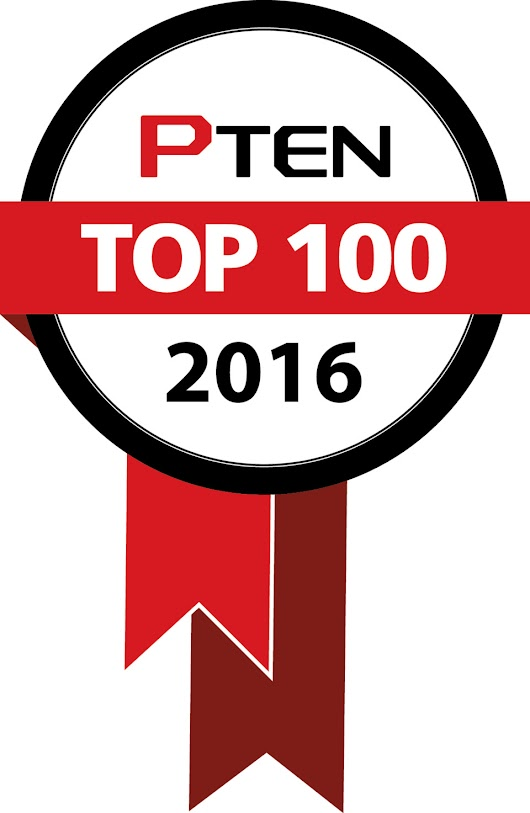 PTEN announces Top 100 Most Wanted products of 2016