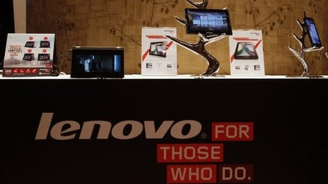 BBC News - Lenovo taken to task over 'malicious' adware