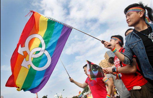 Love Wins Again: Marriage Equality in Taiwan