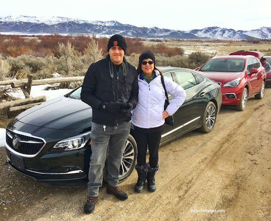 Scenic Test Drive of the Buick LaCrosse and Envision