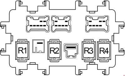 13 18 Nissan Altima Fuse Box Diagram