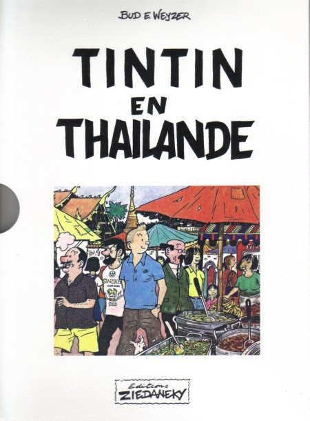 Tintin en Tailandia