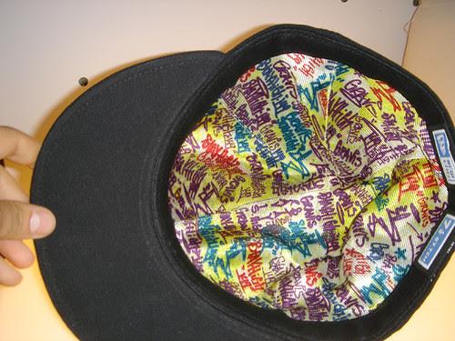 Gravis x Stay high hat inside