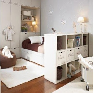 HOME DZINE Bedrooms | Space-saving design for childrens ...