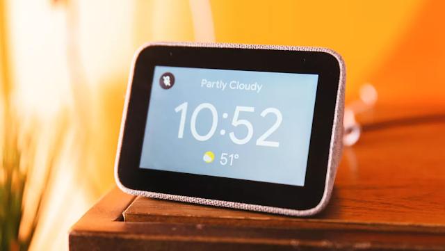 【Smart Home】Lenovo 智能鬧鐘 支援 Google Assistant