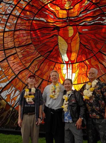 Ray Manzarek  con Robby Krieger y Co. en los Vitrales de Toluca, México.