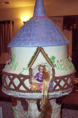 Rapunzel Tangled Birthday Cakeflickrphoto Sharing