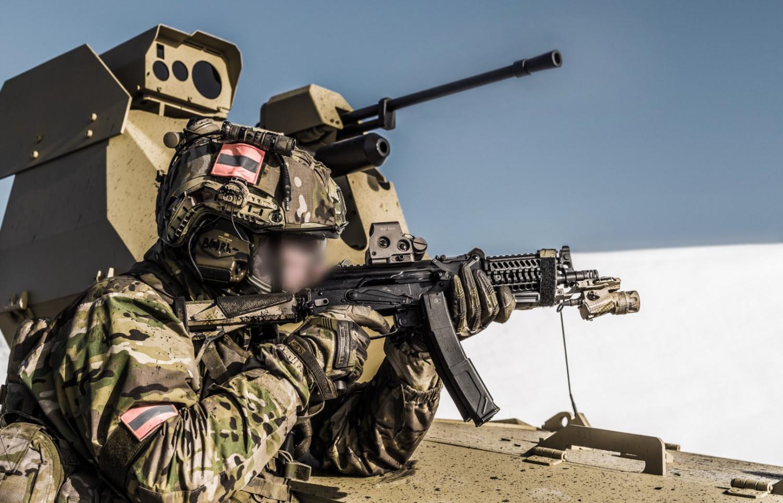 Kalashnikov Tests Two Unmanned Ground Vehicles called Soratnik and Nakhlebnik 1