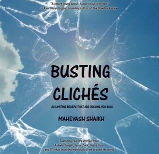 Book Review Opportunity: Busting Cliches by Mahevash Shaikh
