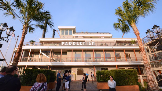 First look: Paddlefish opens at Disney Springs (PHOTOS) - Orlando Business Journal