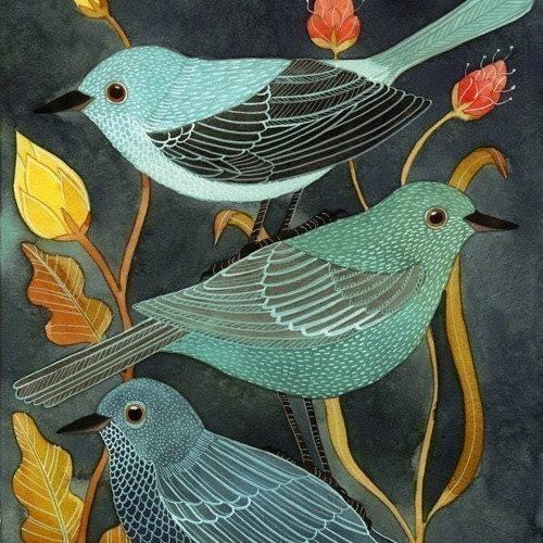Three Little Birds - Geninne