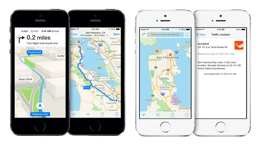 Report: iOS 8 Is All About Making Maps Better