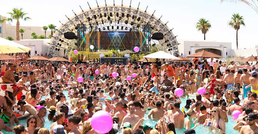 Daylight Beach Club Labor Day Weekend 2014