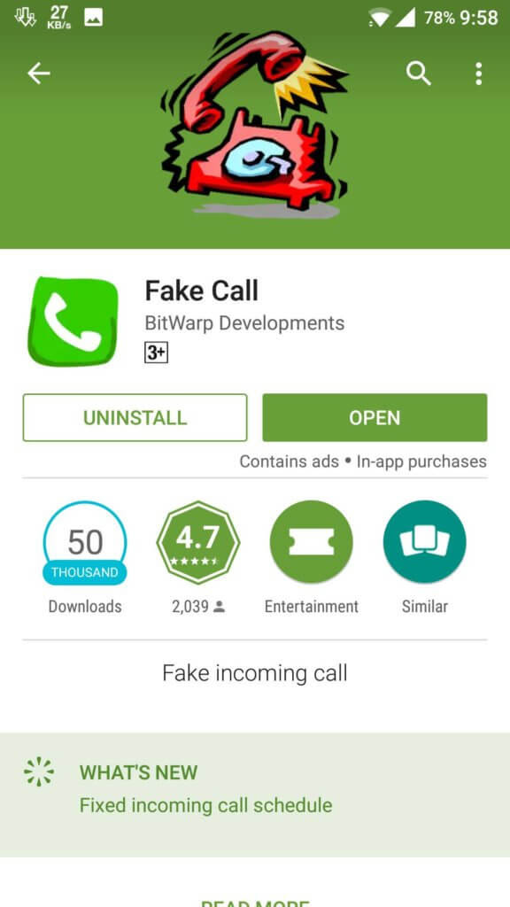 free unlimited spoof calling