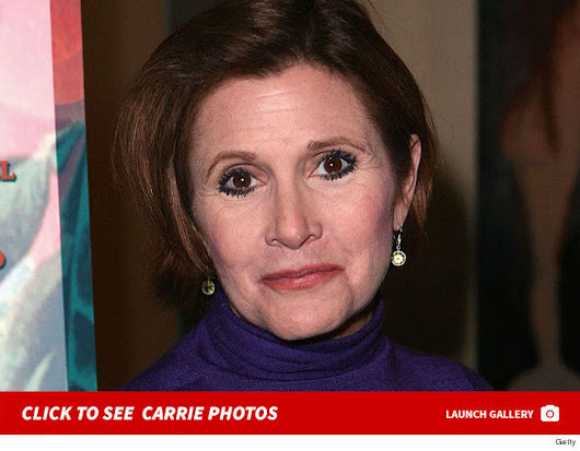 Carrie Fisher Dead At 60 - Resistance Feed