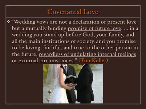 Marriage 2: Covenantal Love