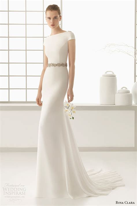 Rosa Clara 2016 Wedding Dresses Preview   Wedding Inspirasi