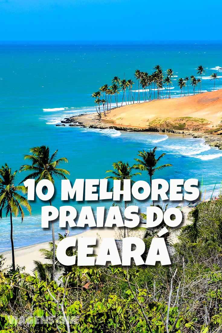 10 Melhores Praias do Ceará