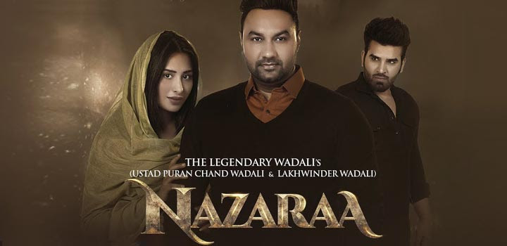 Nazaraa Lyrics by Puran Chand Wadali