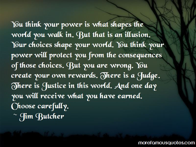 Quotes About Consequences Of Choices Top 33 Consequences Of Choices