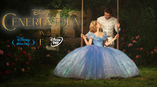 """Cenerentola"" di Kenneth Branagh in Blu-ray e DVD"