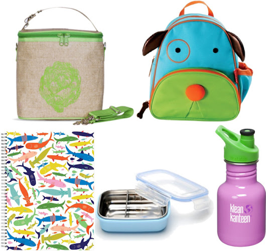 Eco-friendly School Supplies - HEN Family