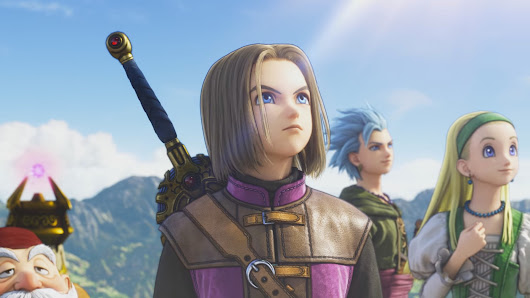 Dragon Quest XI Releasing in 2017: Gets Fantastic Trailer, PS4/3DS Gameplay; Horse Riding and More Revealed