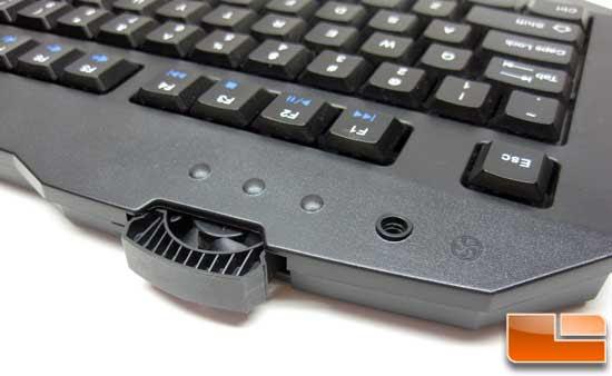 Thermaltake Challenger Keyboard Fan