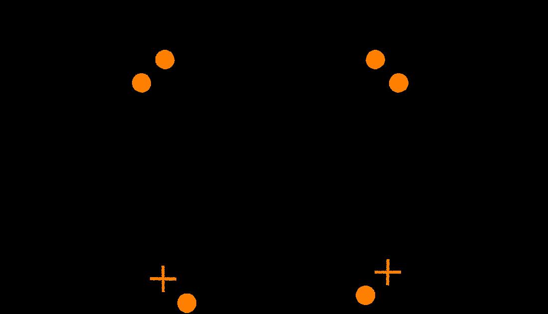 Edexcel IGCSE Chemistry: 1.40 explain, using dot and cross