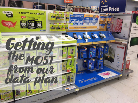 The new TRULY Unlimited Talk, Text, & Data◊ plan with Walmart Family Mobile – Behind The Studio