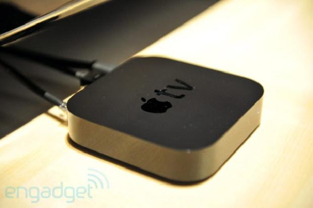 Apple TV recebe nova atulizaçãod e seu sistema operacional (Foto: Reprodução/Engadget)
