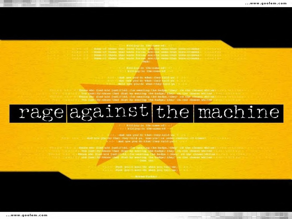 Rage Against The Machine Bandswallpapers Free Wallpapers