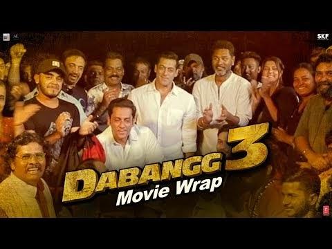 Dabangg 3 Movie Wrap