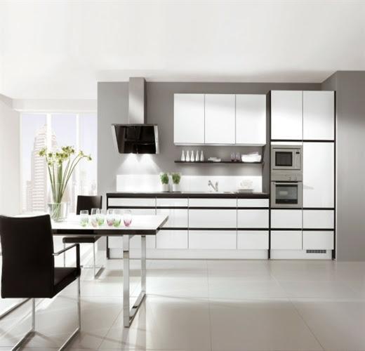 48 erstaunliche moderne Küche Design Ideen von Nobilia-Werke
