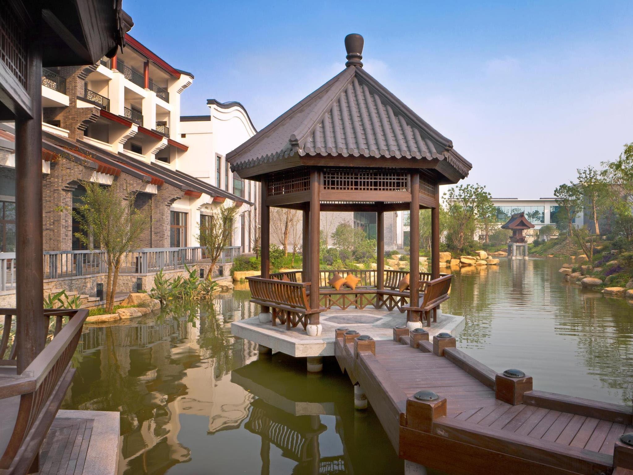 Sheraton Grand Hangzhou Wetland Park Resort Reviews
