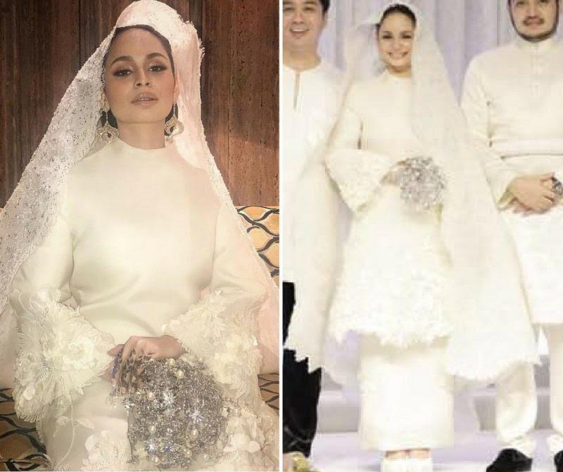 Baju Kahwin Izara Aishah