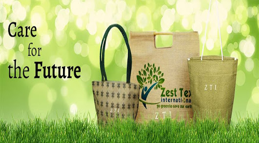 Buying bags from Jute bags manufacturers can save the world!