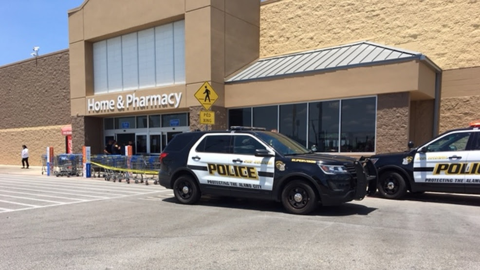 Image result for Security guard stabbed by shoplifter at Walmart