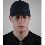 Alternative AH70 Basic Chino Twill Cap Navy OS