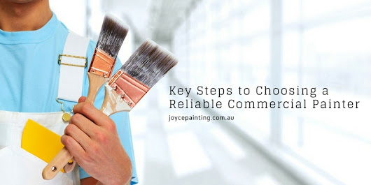 Key Steps to Choosing a Reliable Commercial Painter