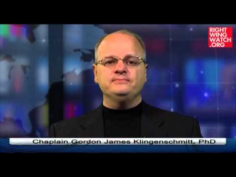Klingenschmitt: Satan Has Blinded Atheists To The Fact That They're Possessed By Demonic Spirits