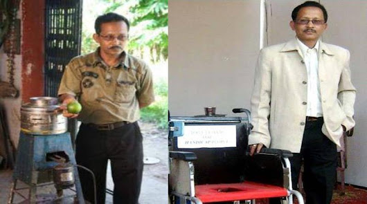 Uddhab Bharali - A 55 Year Old Indian man with 140+ Inventions